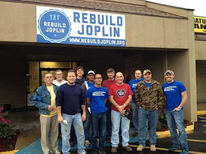 Group in Joplin